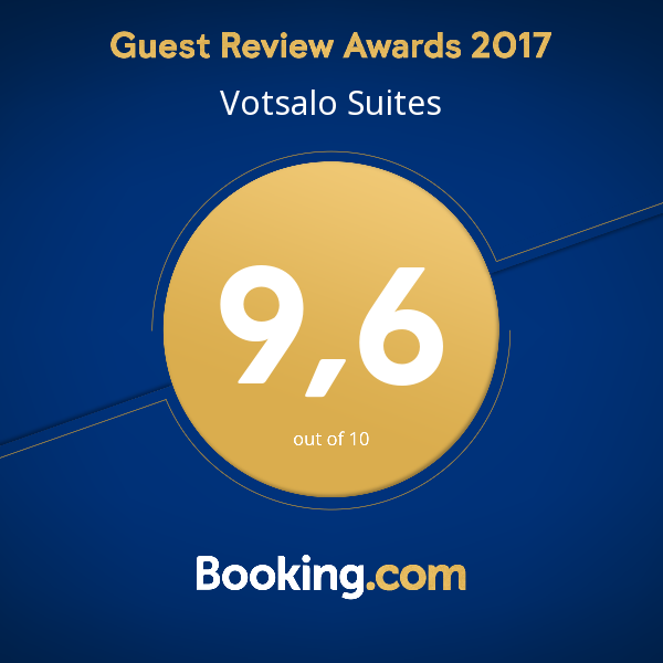 Guest Review Awards 2017 - Booking.com