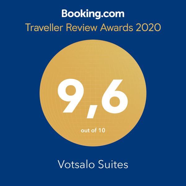 Guest Review Awards 2020 - Booking.com